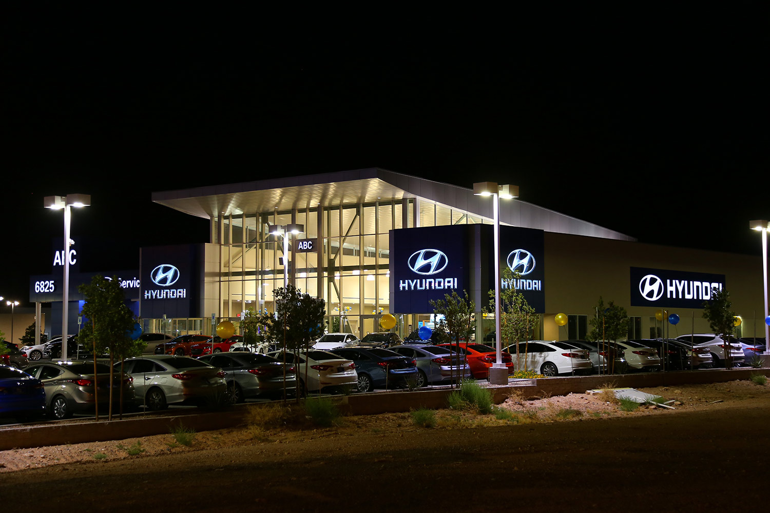 hyundai-lighting-las-vegas
